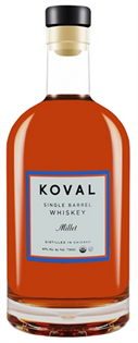 Koval Millet Whiskey Single Barrel 750ml